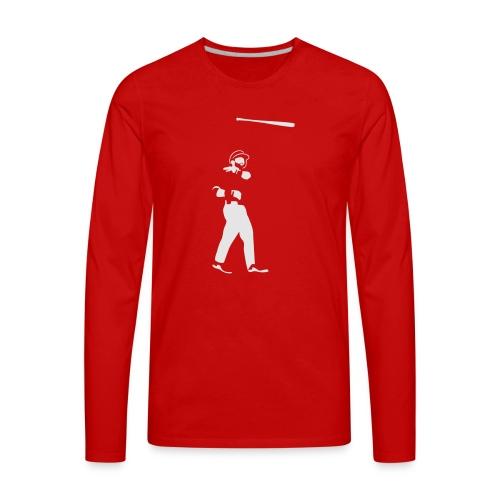 Batflip - Men's Premium Long Sleeve T-Shirt
