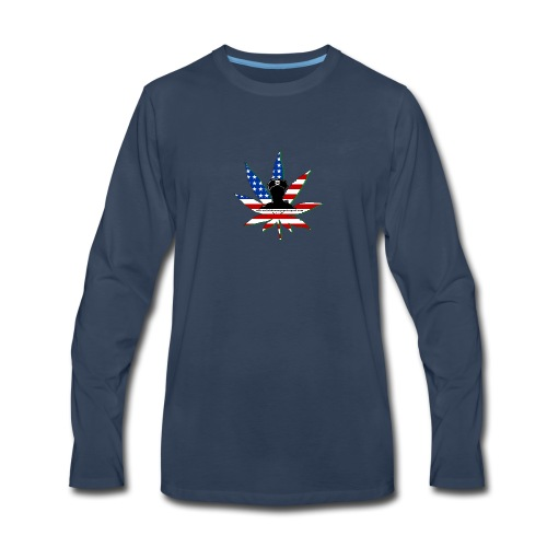 Logo_1-2 - Men's Premium Long Sleeve T-Shirt