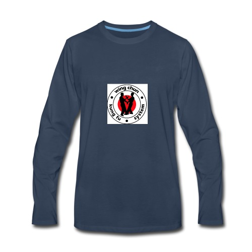 Wing Chun Beauce - Men's Premium Long Sleeve T-Shirt