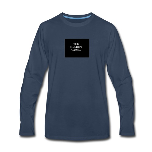 Ccue97 - Men's Premium Long Sleeve T-Shirt