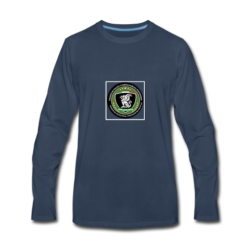 Its for a fundraiser - Men's Premium Long Sleeve T-Shirt
