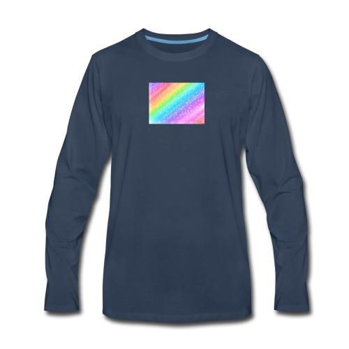 Rainbow - Men's Premium Long Sleeve T-Shirt