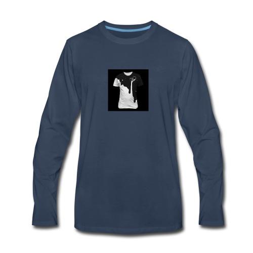 The amazing shirt - Men's Premium Long Sleeve T-Shirt