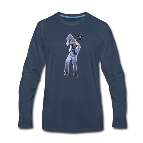 CHERNOBYL CHILD DANCE! - Men's Premium Long Sleeve T-Shirt