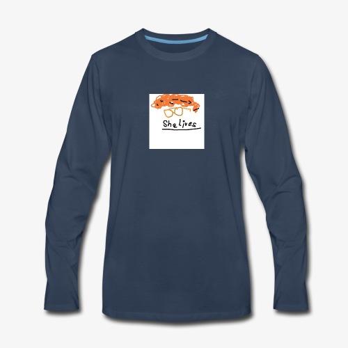 barb lives - Men's Premium Long Sleeve T-Shirt