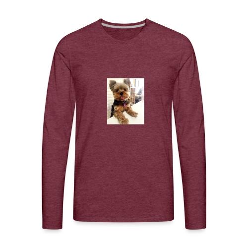 sofia - Men's Premium Long Sleeve T-Shirt