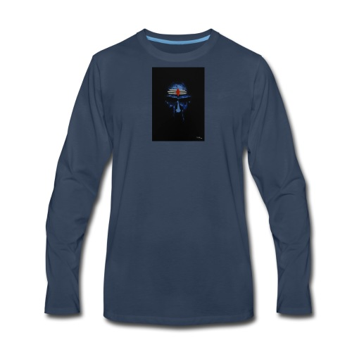 shiva - Men's Premium Long Sleeve T-Shirt