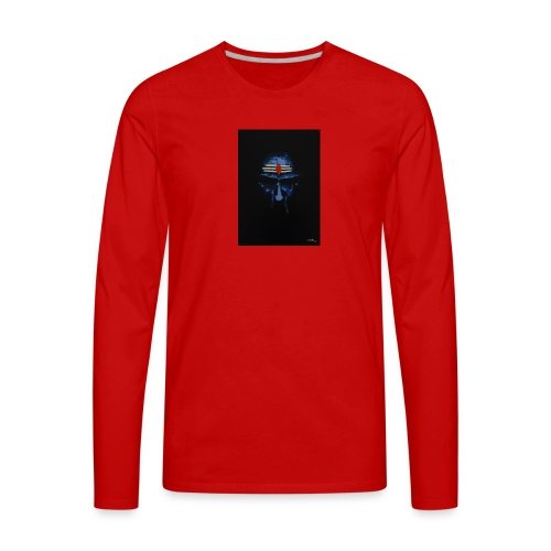 shiva - Men's Premium Long Sleeve T-Shirt