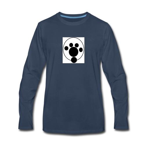 MMMNUM Merchandise - Men's Premium Long Sleeve T-Shirt