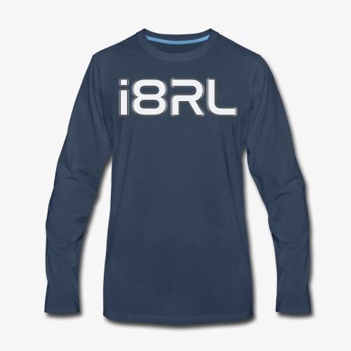 i hate Real Life - Men's Premium Long Sleeve T-Shirt