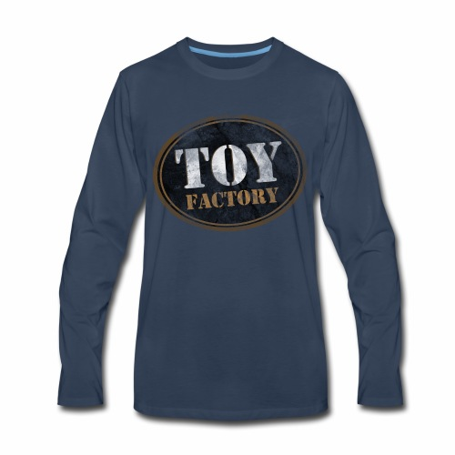 Toy Factory - Men's Premium Long Sleeve T-Shirt
