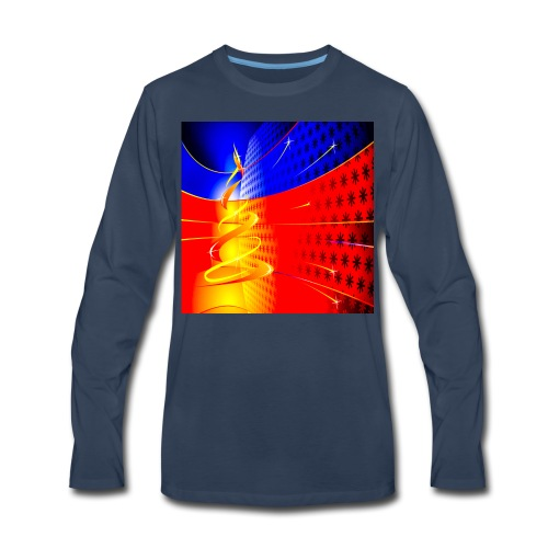 3472 Holiday Christmas 62 - Men's Premium Long Sleeve T-Shirt