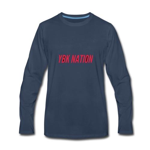 YA BOI KADEN CHRISTMAS MERCH!!! - Men's Premium Long Sleeve T-Shirt