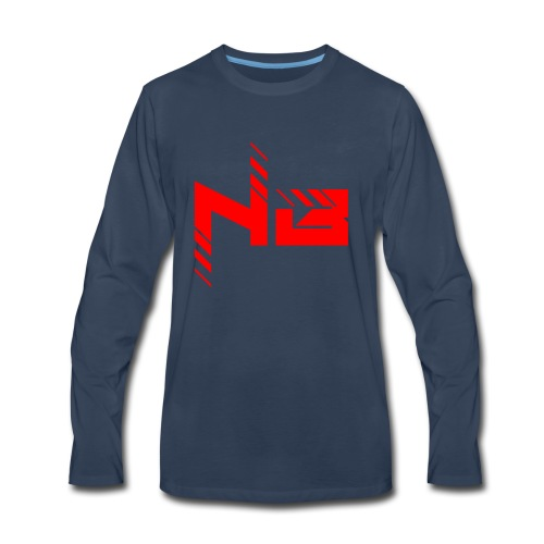 NB Awesomeness 2.0 - Men's Premium Long Sleeve T-Shirt