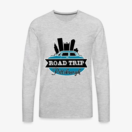 road trip - Men's Premium Long Sleeve T-Shirt