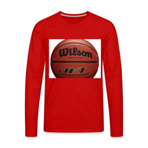 D7D3DA8A 99F8 4686 910E DF6179D3929F - Men's Premium Long Sleeve T-Shirt