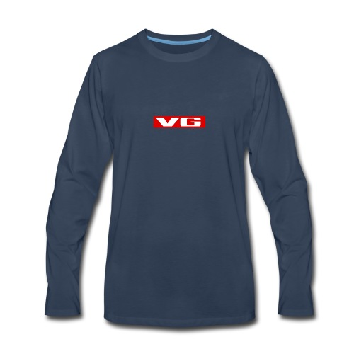VG - Men's Premium Long Sleeve T-Shirt