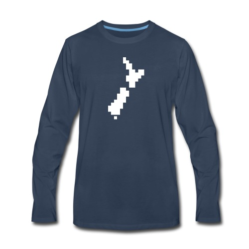 New Zealand P8B - Men's Premium Long Sleeve T-Shirt