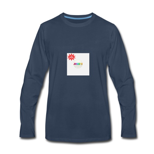 merch is the best - Men's Premium Long Sleeve T-Shirt