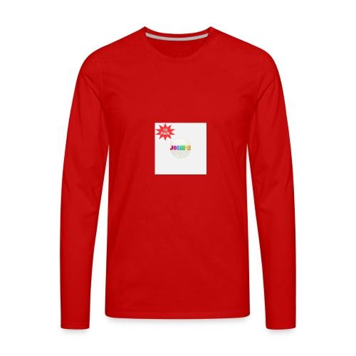 merch is the best - Men's Premium Long Sleeve T-Shirt