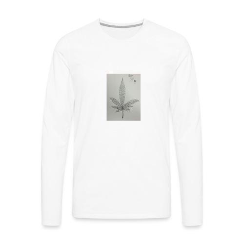 Happy 420 - Men's Premium Long Sleeve T-Shirt