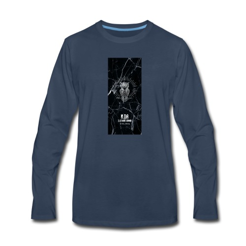 coque-BLAKKK - Men's Premium Long Sleeve T-Shirt