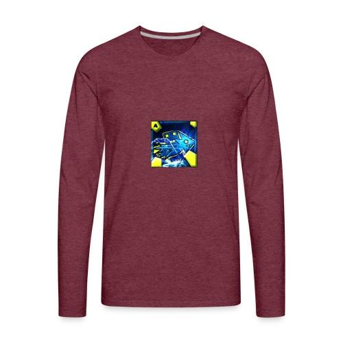 Geomtry Merch - Men's Premium Long Sleeve T-Shirt