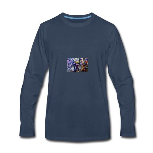cartoons - Men's Premium Long Sleeve T-Shirt