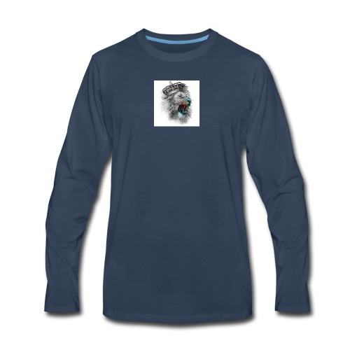 Domestic - Men's Premium Long Sleeve T-Shirt