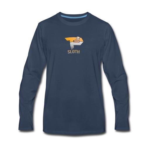Stay Slothinq - Men's Premium Long Sleeve T-Shirt