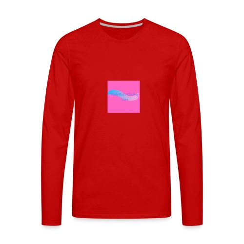 Bindi Gai s Clothing Store - Men's Premium Long Sleeve T-Shirt