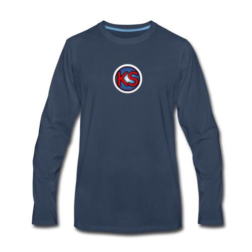 KienSz - Men's Premium Long Sleeve T-Shirt