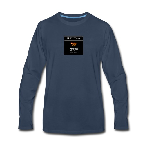 Ben Totman - Men's Premium Long Sleeve T-Shirt