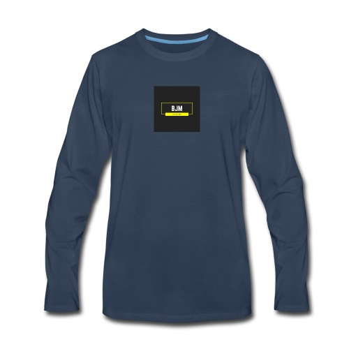 Bjm 1 - Men's Premium Long Sleeve T-Shirt
