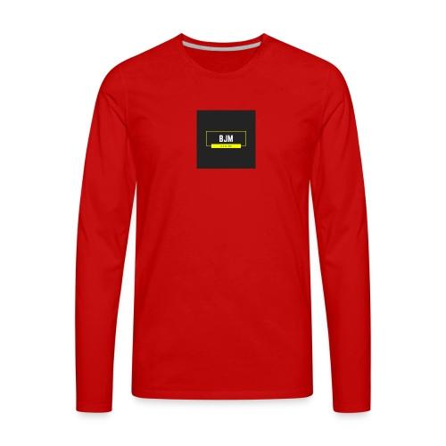Bjm 1 - Men's Premium Long Sleeve T-Shirt