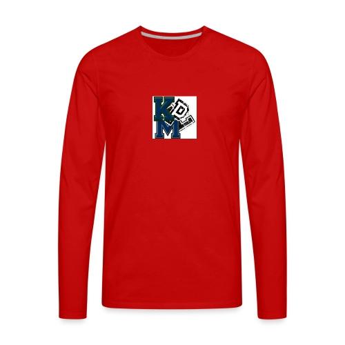 kpml - Men's Premium Long Sleeve T-Shirt