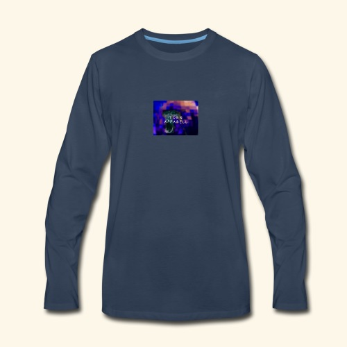 Torn Apparell Chris Edition - Men's Premium Long Sleeve T-Shirt