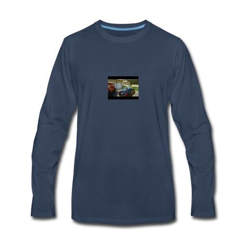ESSKETIT - Men's Premium Long Sleeve T-Shirt
