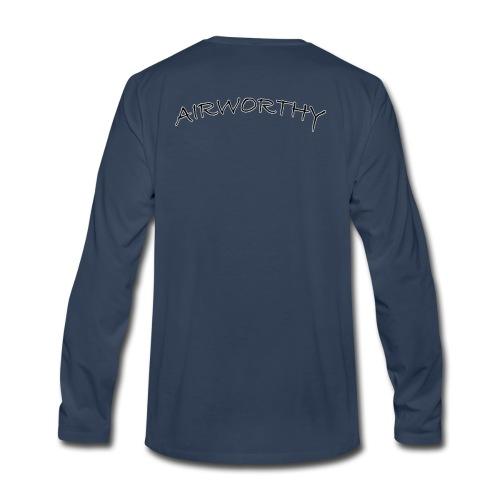 Airworthy T-Shirt Treasure - Men's Premium Long Sleeve T-Shirt