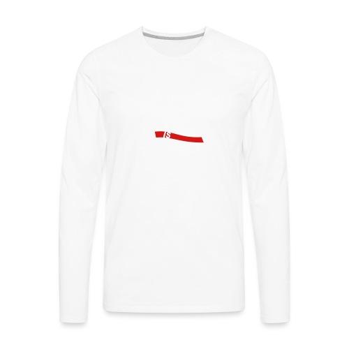 Progressive Wave Is Here - Men's Premium Long Sleeve T-Shirt