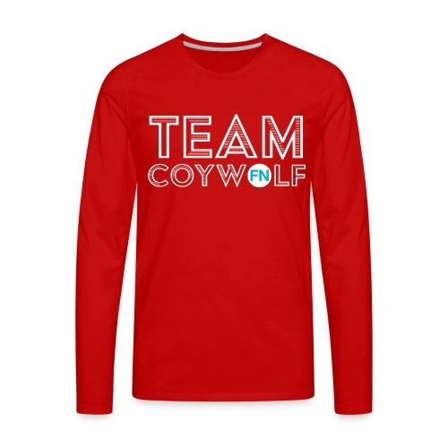 opt1_design_12192016 - Men's Premium Long Sleeve T-Shirt