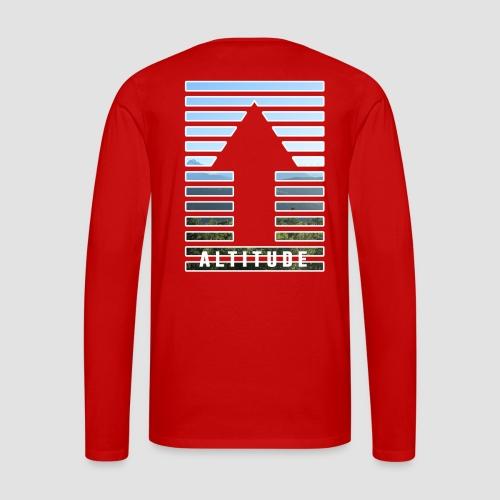 Lift Off - Men's Premium Long Sleeve T-Shirt