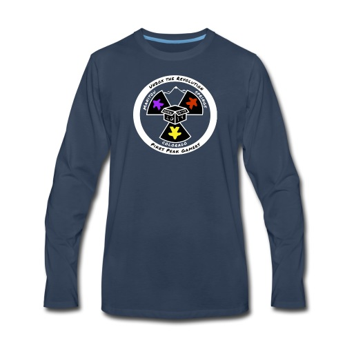 Pikes Peak Gamers Convention 2019 - Clothing - Men's Premium Long Sleeve T-Shirt
