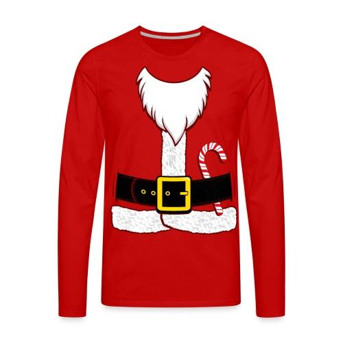 Santa Claus - Men's Premium Long Sleeve T-Shirt