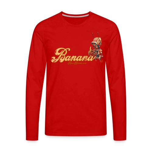 Banana! 🍌 - Men's Premium Long Sleeve T-Shirt