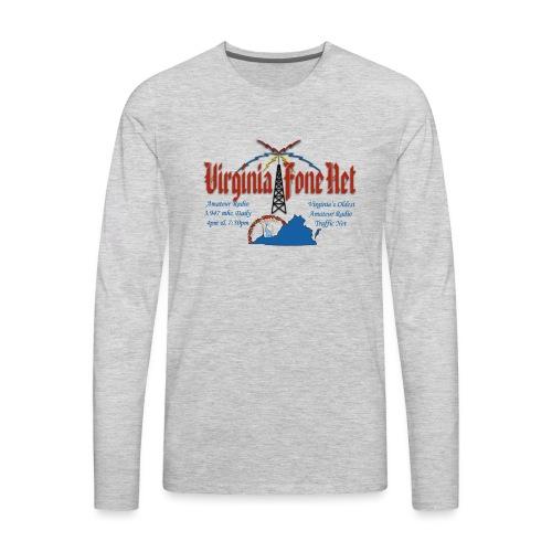 VFN 3947 Logo - Men's Premium Long Sleeve T-Shirt