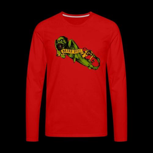 Barnum's Bride - Men's Premium Long Sleeve T-Shirt