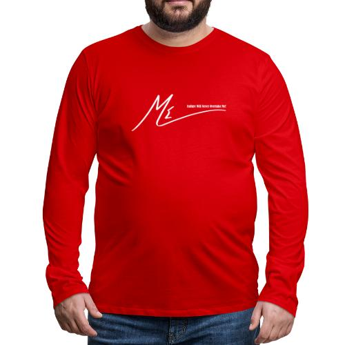 Failure Will Never Overtake Me! - Men's Premium Long Sleeve T-Shirt