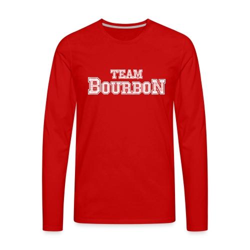 Team Bourbon - Men's Premium Long Sleeve T-Shirt