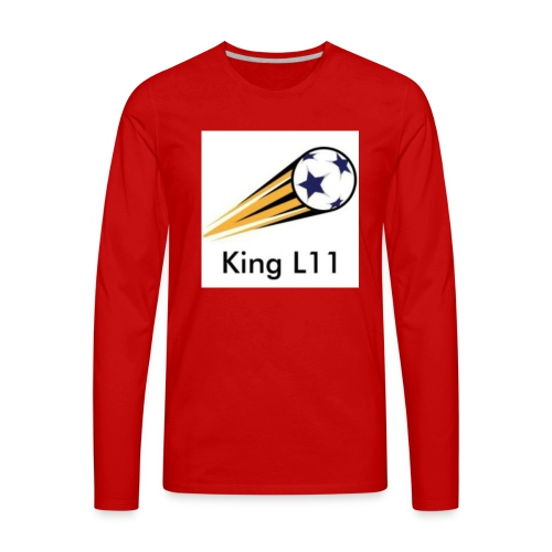 King L11 - Men's Premium Long Sleeve T-Shirt